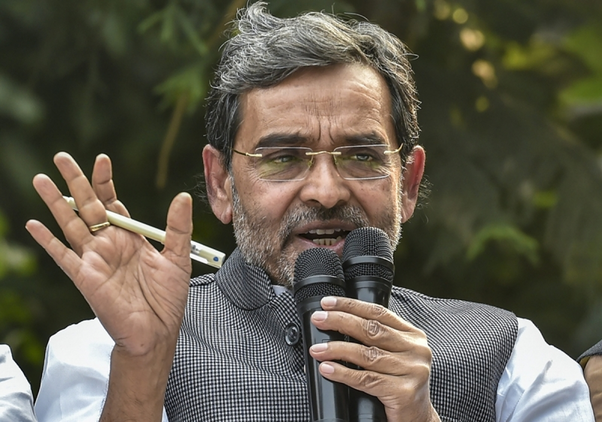 Blood may spill if results rigged, warns Upendra Kushwaha
