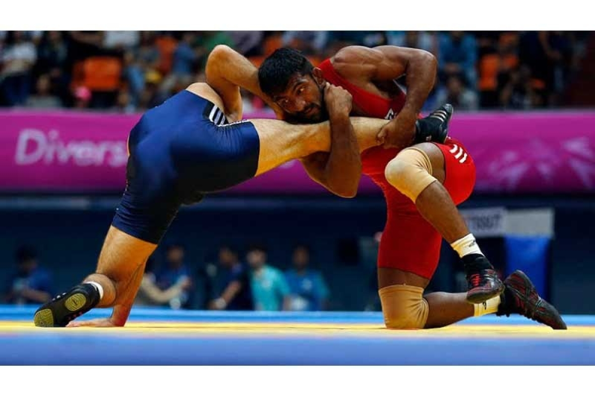 Asian Wrestling Championships: Amit settles for silver