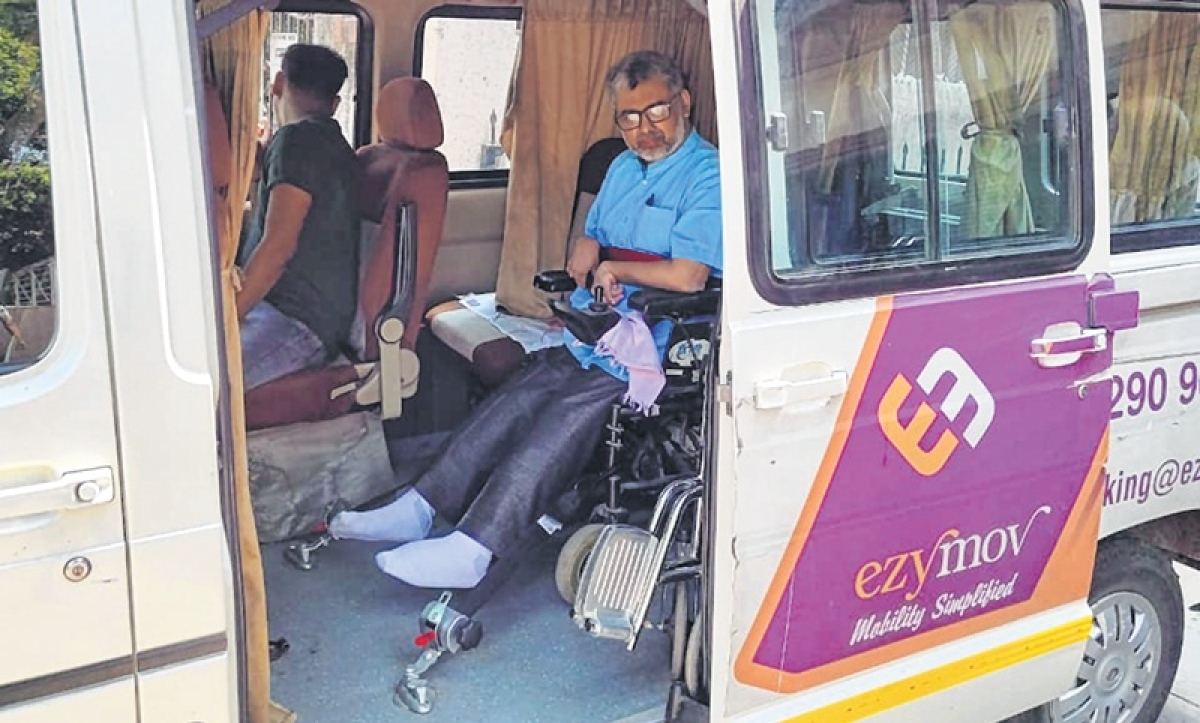 Mumbai: Differently-abled voters to get a helping hand