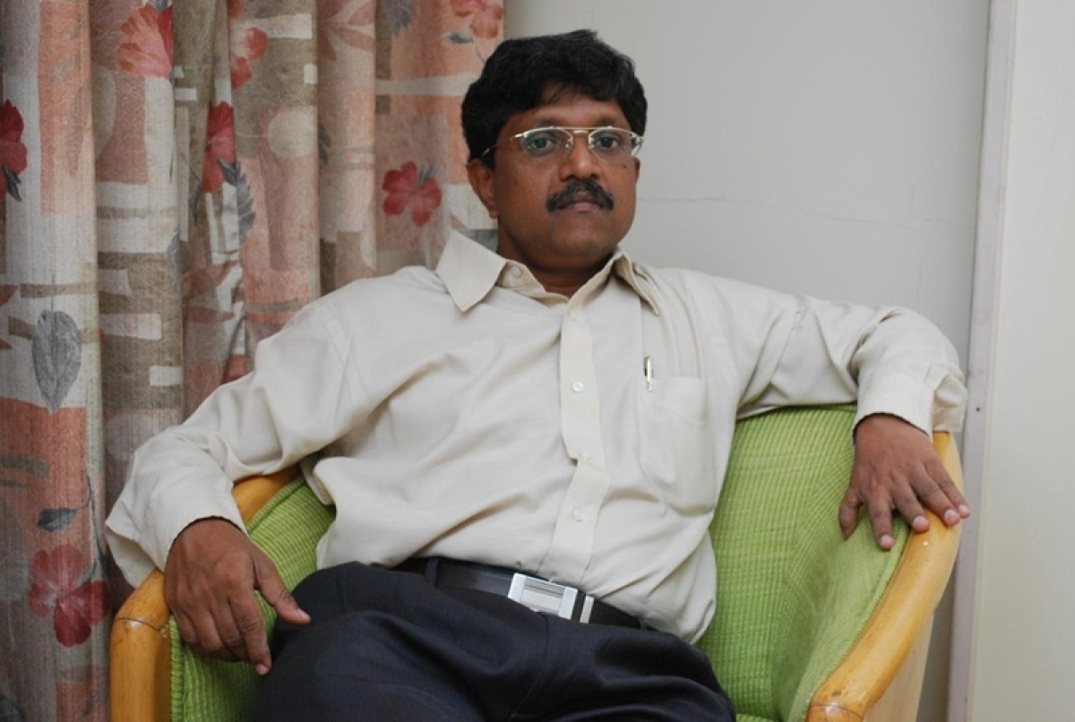 Mumbai: VBA leader Anandraj Ambedkar violates model code of conduct, campaigns on polling day