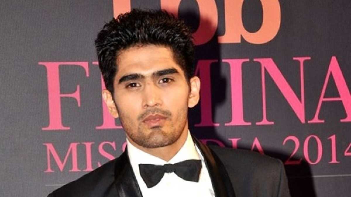 2008 Olympic medalist Vijender Singh is Congress candidate from South Delhi