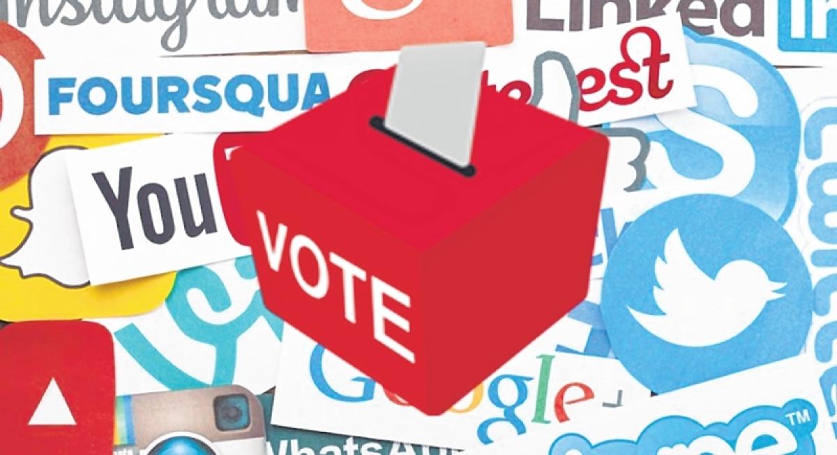 Lok Sabha elections 2019: EC panel monitoring social media platforms, TV channels