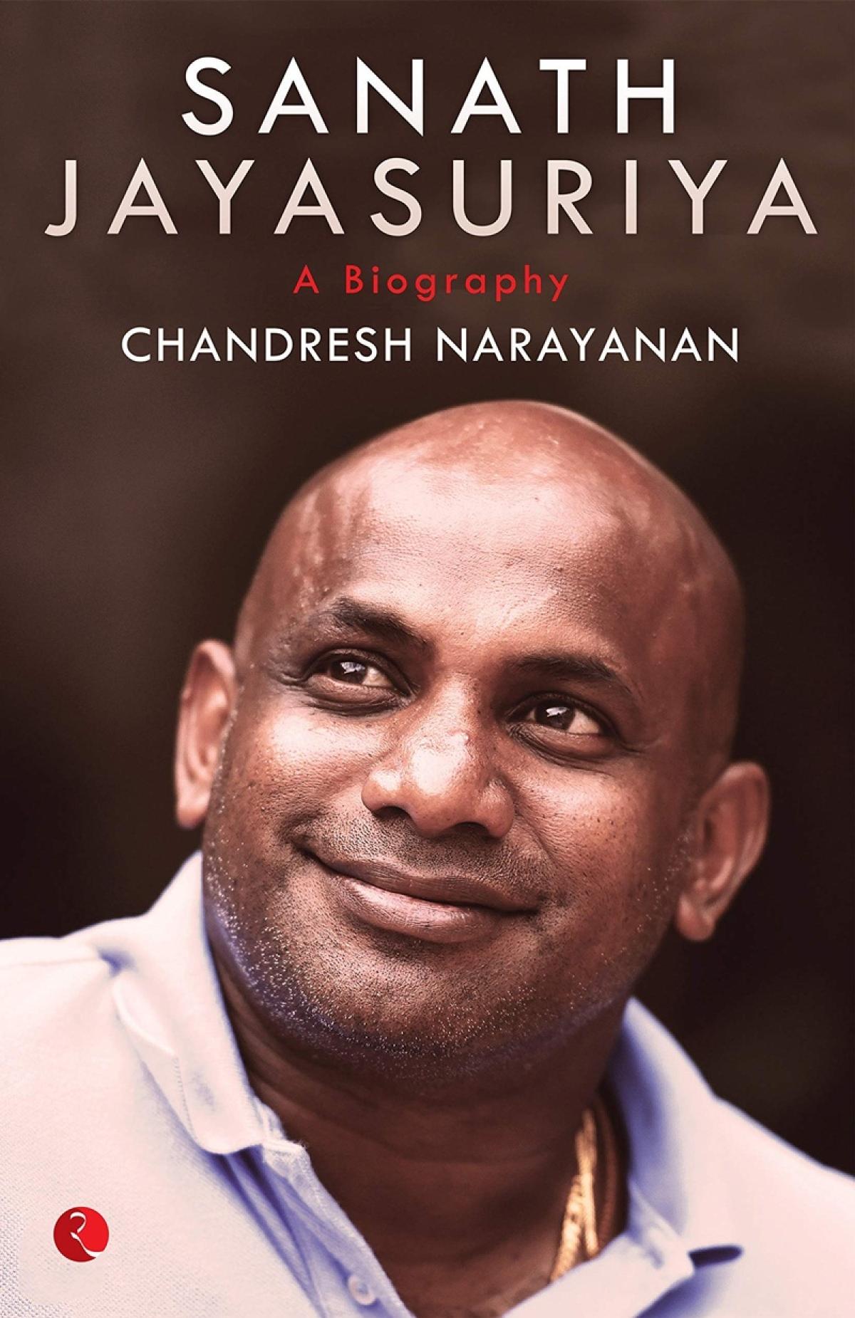 Sanath Jayasuriya by Chandresh Narayanan – Review
