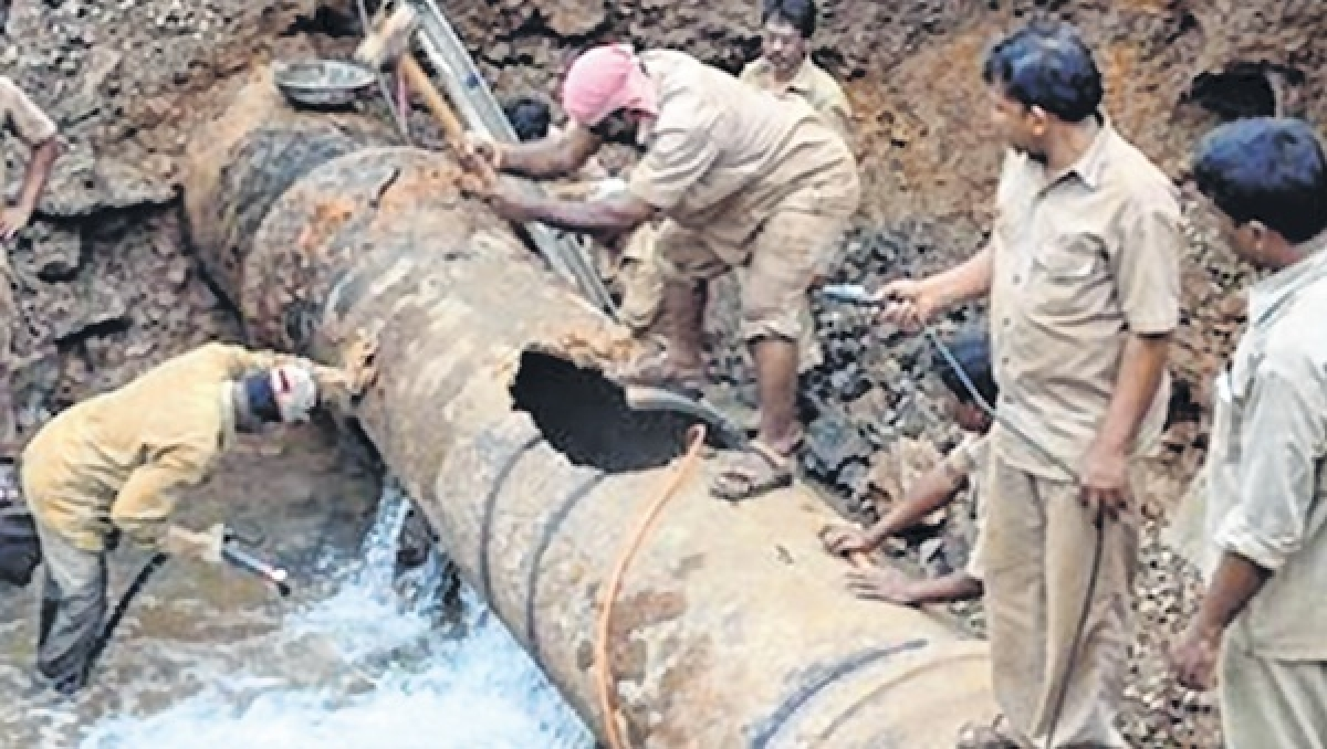 Mumbai: Water supply restored in Mahalaxmi, other areas