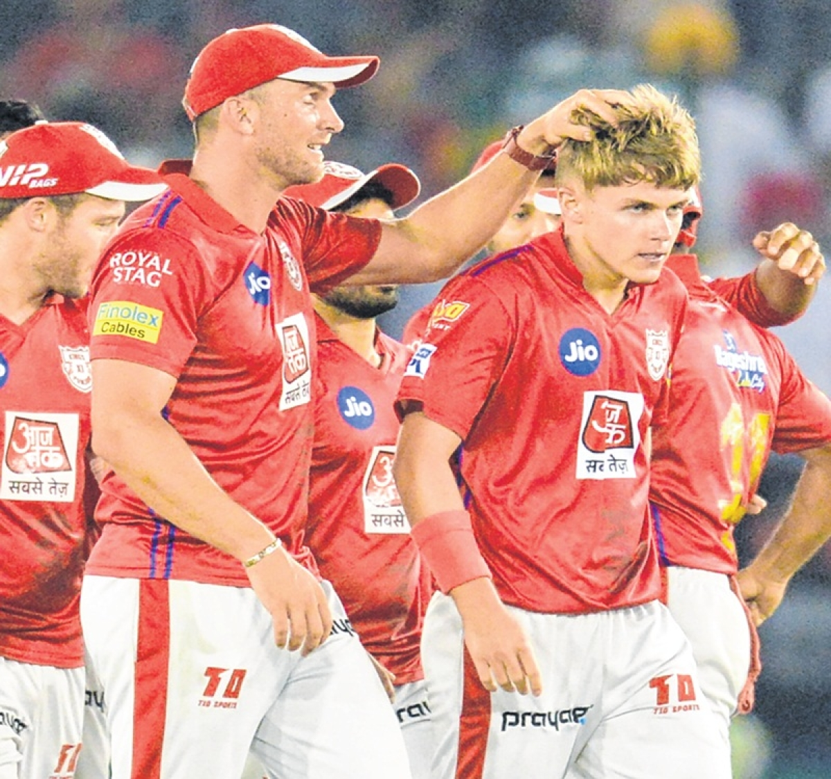 Sunrisers Hyderabad challenge for inconsistent Kings XI Punjab