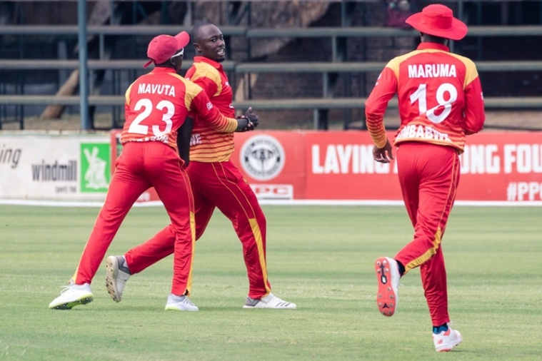 Zimbabwe defeats UAE in third ODI, secures four match series 3-0