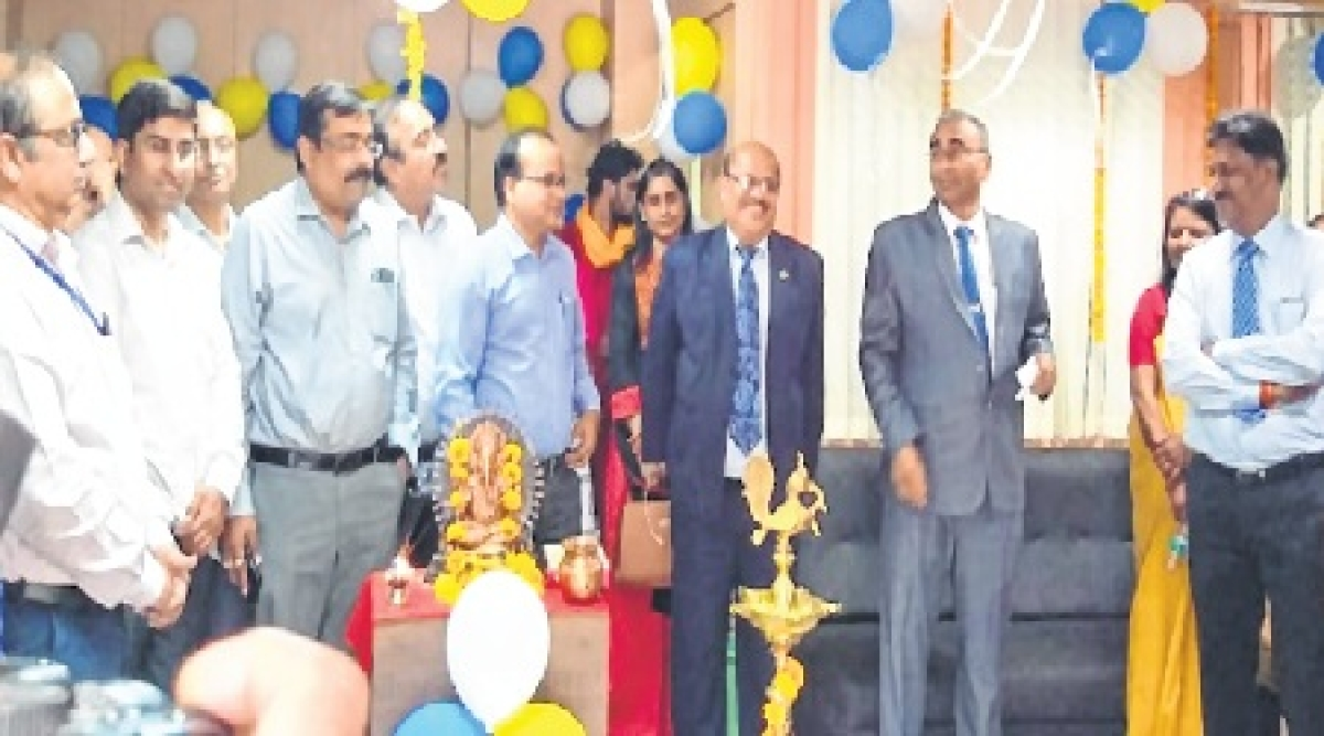 Bhopal: Retail & MSME processing center of Allahabad Bank inaugurated
