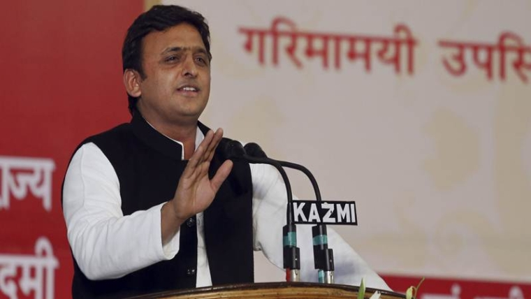 BJP, Congress spreading rumours to create confusion amongst SP-BSP workers: Akhilesh Yadav