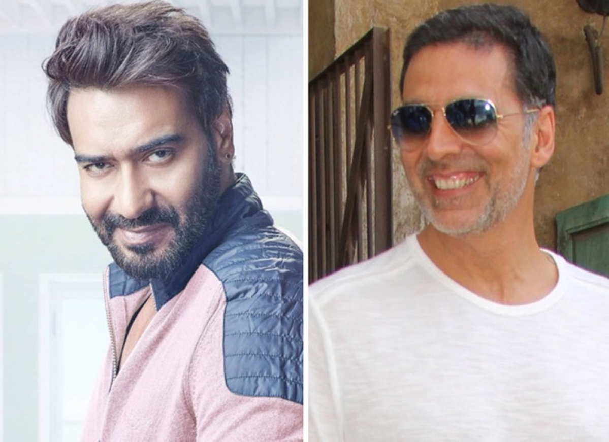 Akshay Kumar's 'Hera Pheri 3' postponed because of Ajay Devgn; Find out why
