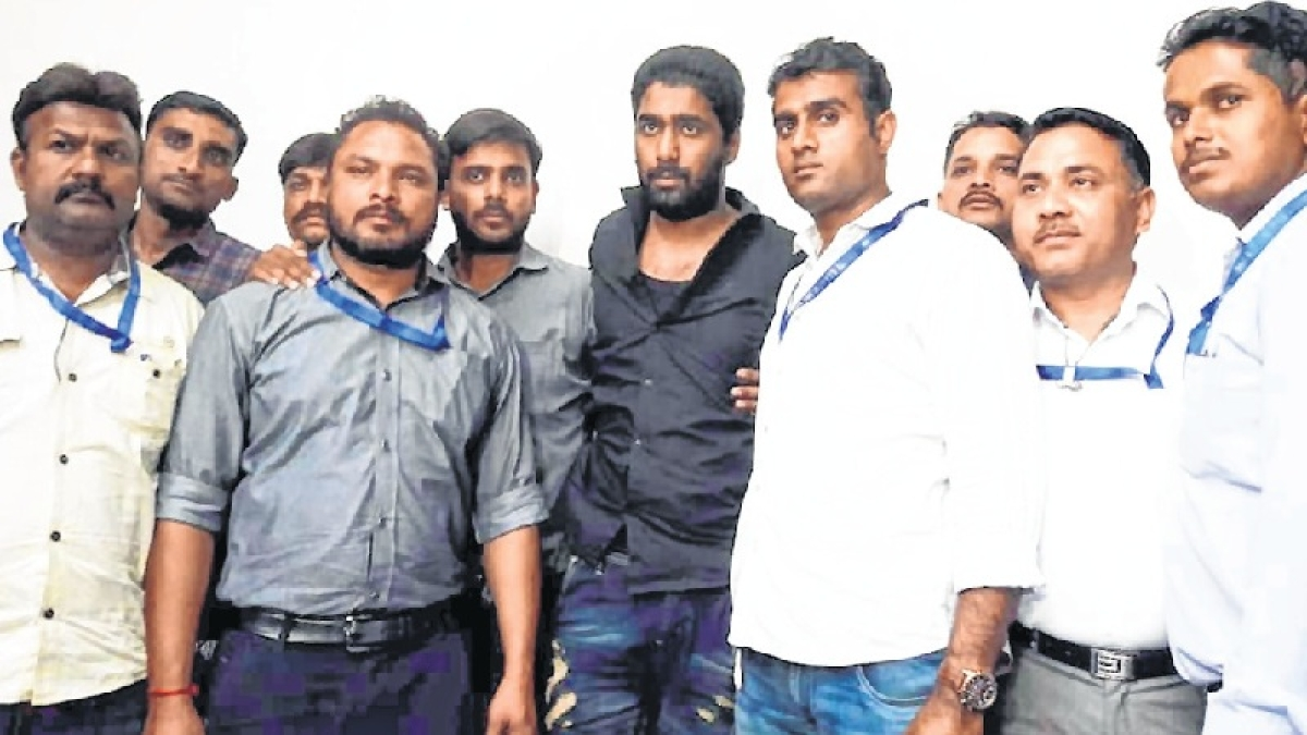 Indore: Absconding trigger-happy criminal held