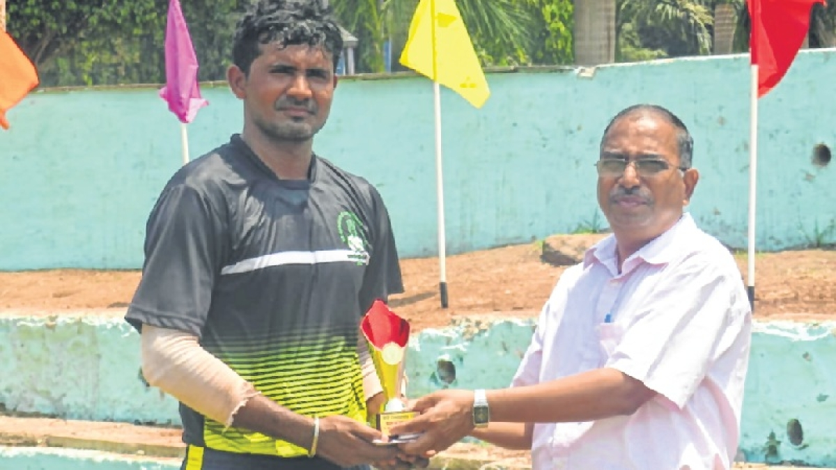 Dr. Babasaheb Ambedkar Cup: Patil, Ankur propel Tata into final
