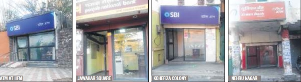 Indore: Two detained at ATM booth released after identification