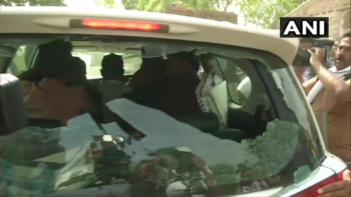 West Bengal: Babul Supriyo's car vandalised in Asansol, leader unharmed in the attack
