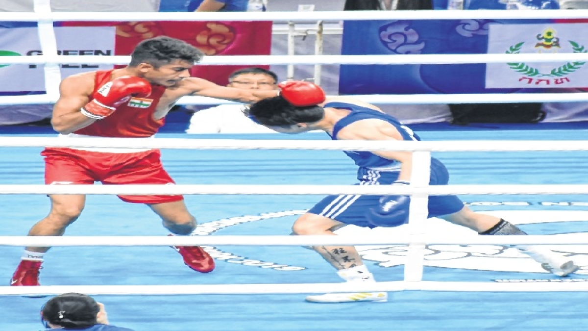 Hit by scandal, boxing trials new judging system for Tokyo Olympics 2020