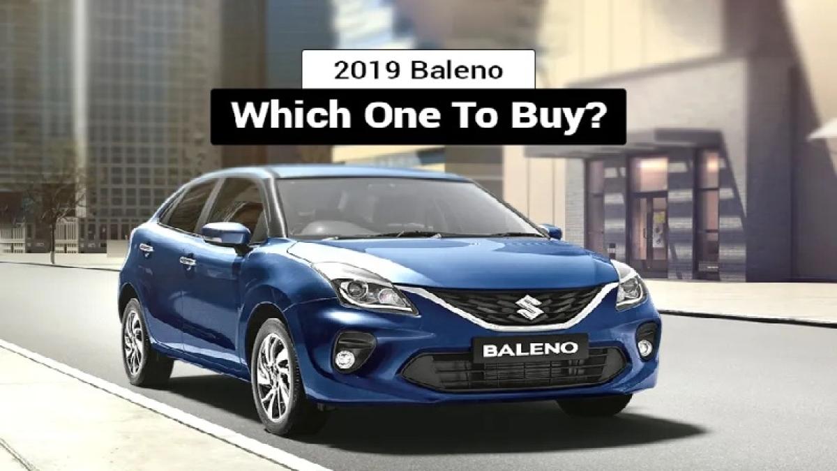 2019 Maruti Suzuki Baleno Engine Options Simplified