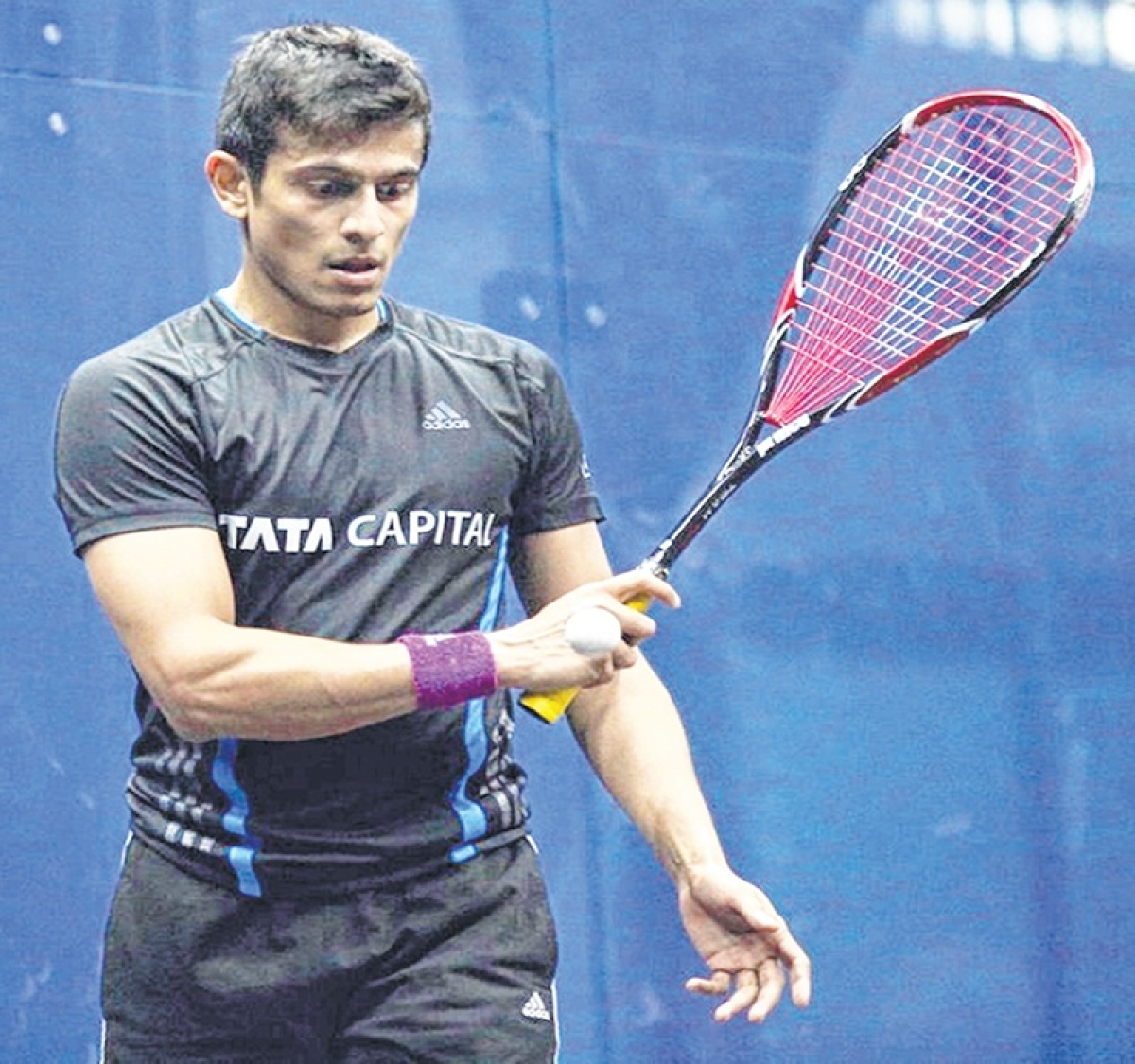 'Hurts that squash is still not part of Olympic Games'