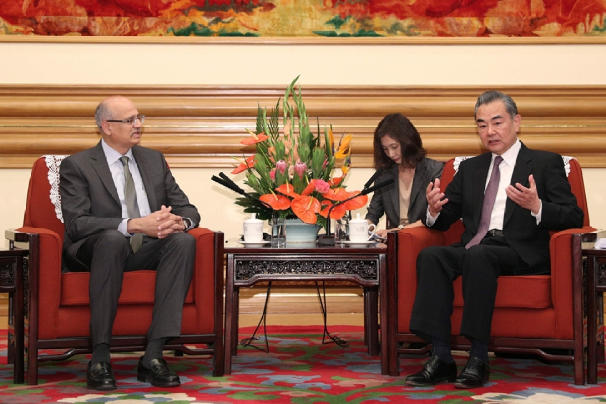 Gokhale hold talks with Chinese Foreign Minister Wang; Discuss post-Wuhan summit progress