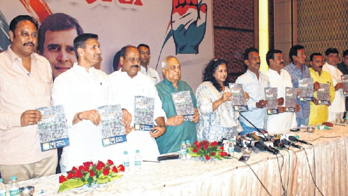 Indore: 'Riding on Congress crest', Oza says party to announce Indore name soon