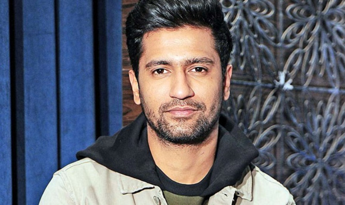 Vicky Kaushal meets with an accident on set, gets 13 stitches on cheek