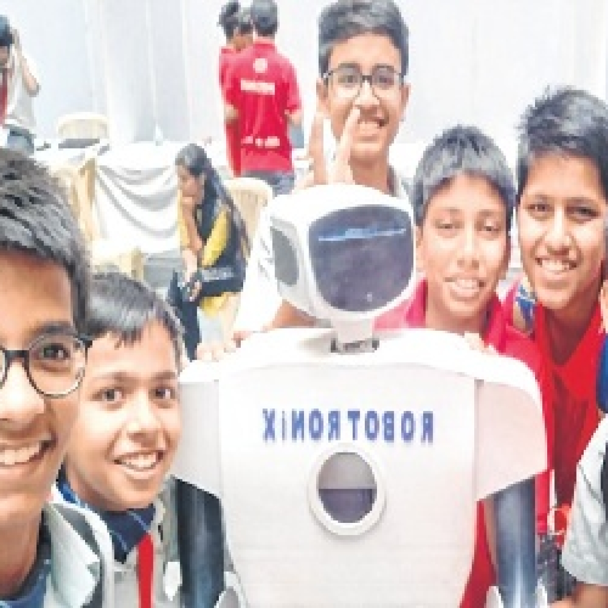 Robots can influence children's opinions significantly