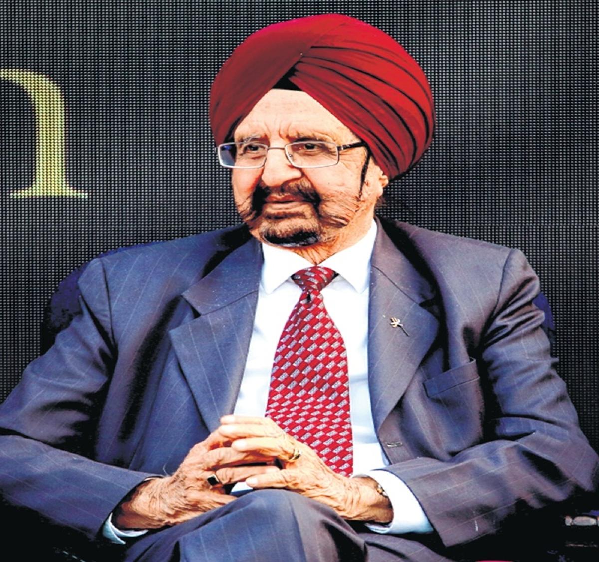 No regrets at missing out on Padma Shri: Gurbux Singh