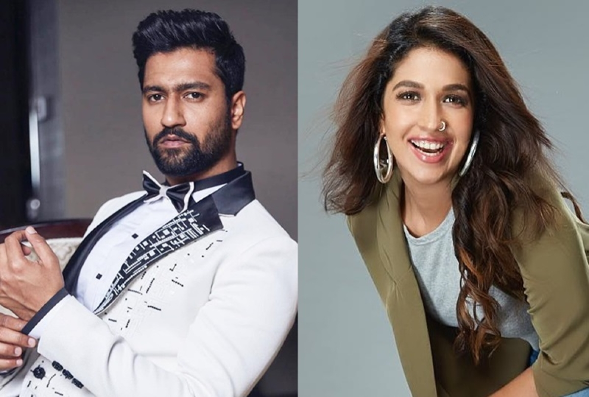 Did Vicky Kaushal use 'F.R.I.E.N.D.S' reference to hint moving on from ex-GF Harleen Sethi?