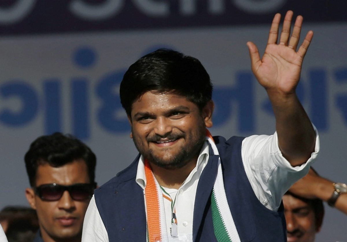 Hardik Patel threatens to protest over Surat fire incident, detained by Gujarat police