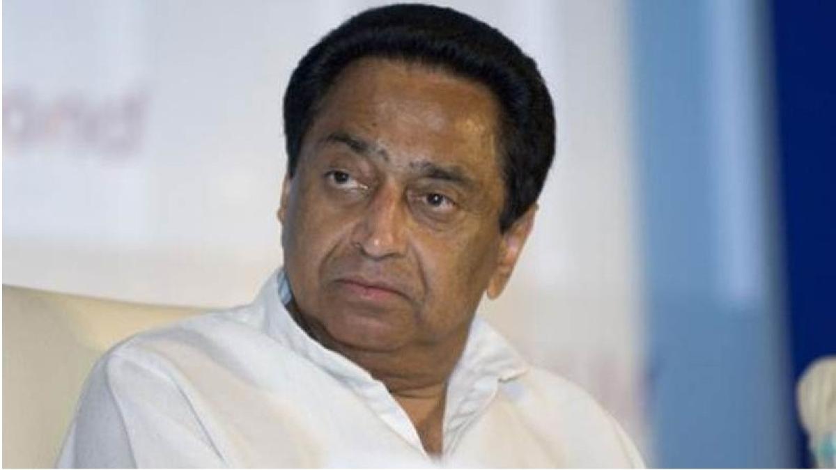 Bhopal: Saffron card at work, says Kamal Nath
