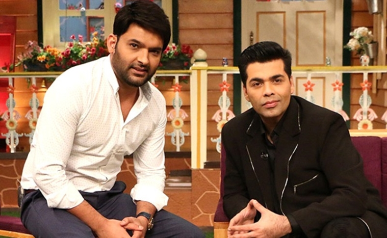 Kapil Sharma says he could not follow a single word from Karan Johar's biography