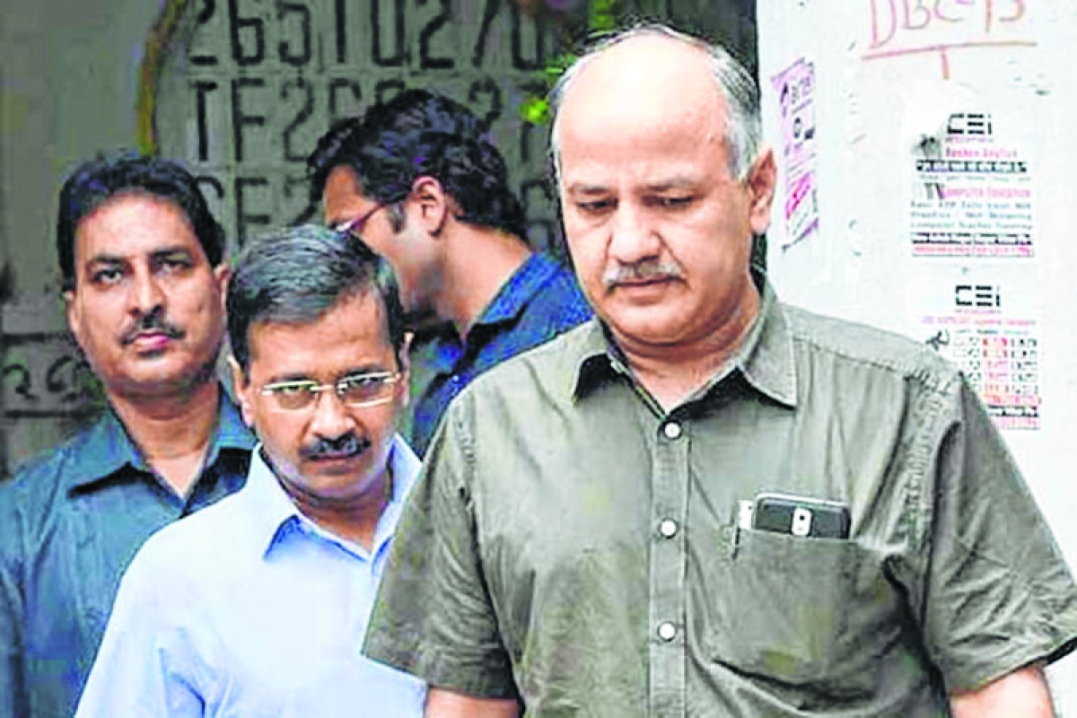 Delhi court issues non-bailable warrants against Arvind Kejriwal, Manish Sisodia and Yogendra Yadav