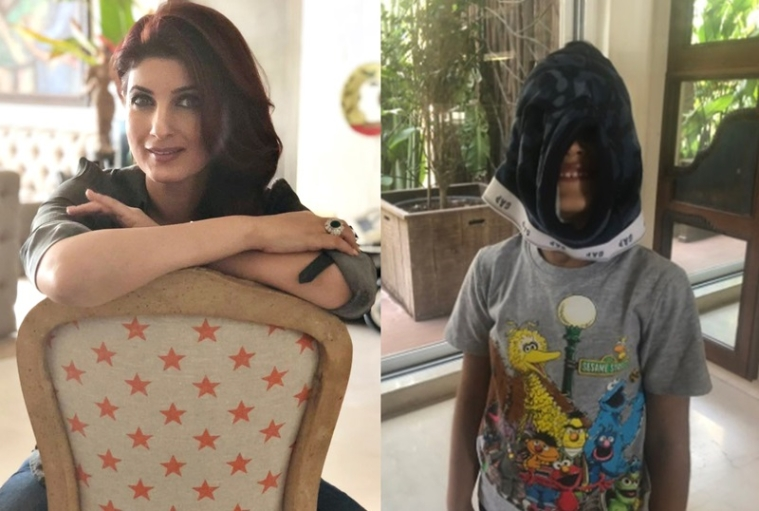 Covering face with underwear: Twinkle Khanna mocks Arvind Kejriwal supporters with this picture
