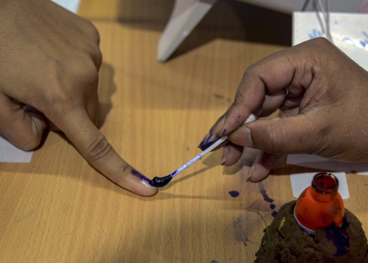 Lok Sabha elections 2019 – Phase 4: 6.82 percent voter turnout recorded till 9 am in Maharashtra
