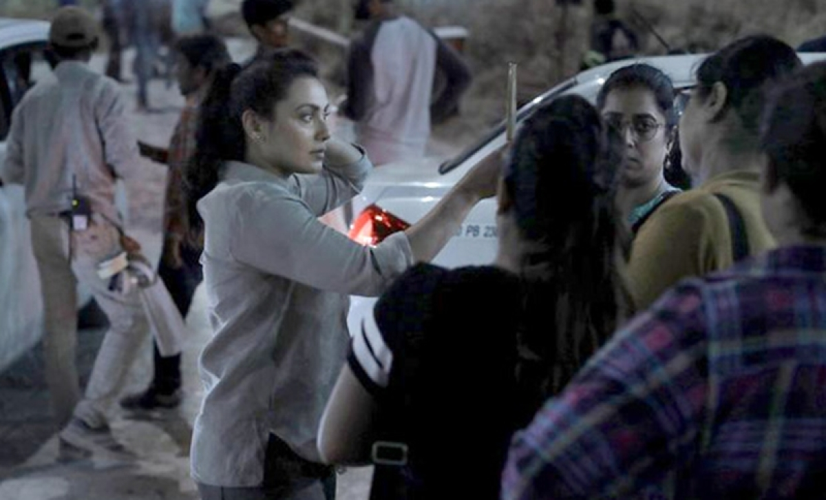 Mardaani 2 plot details leaked; Rani Mukerji to face a 21 yr old ruthless villain