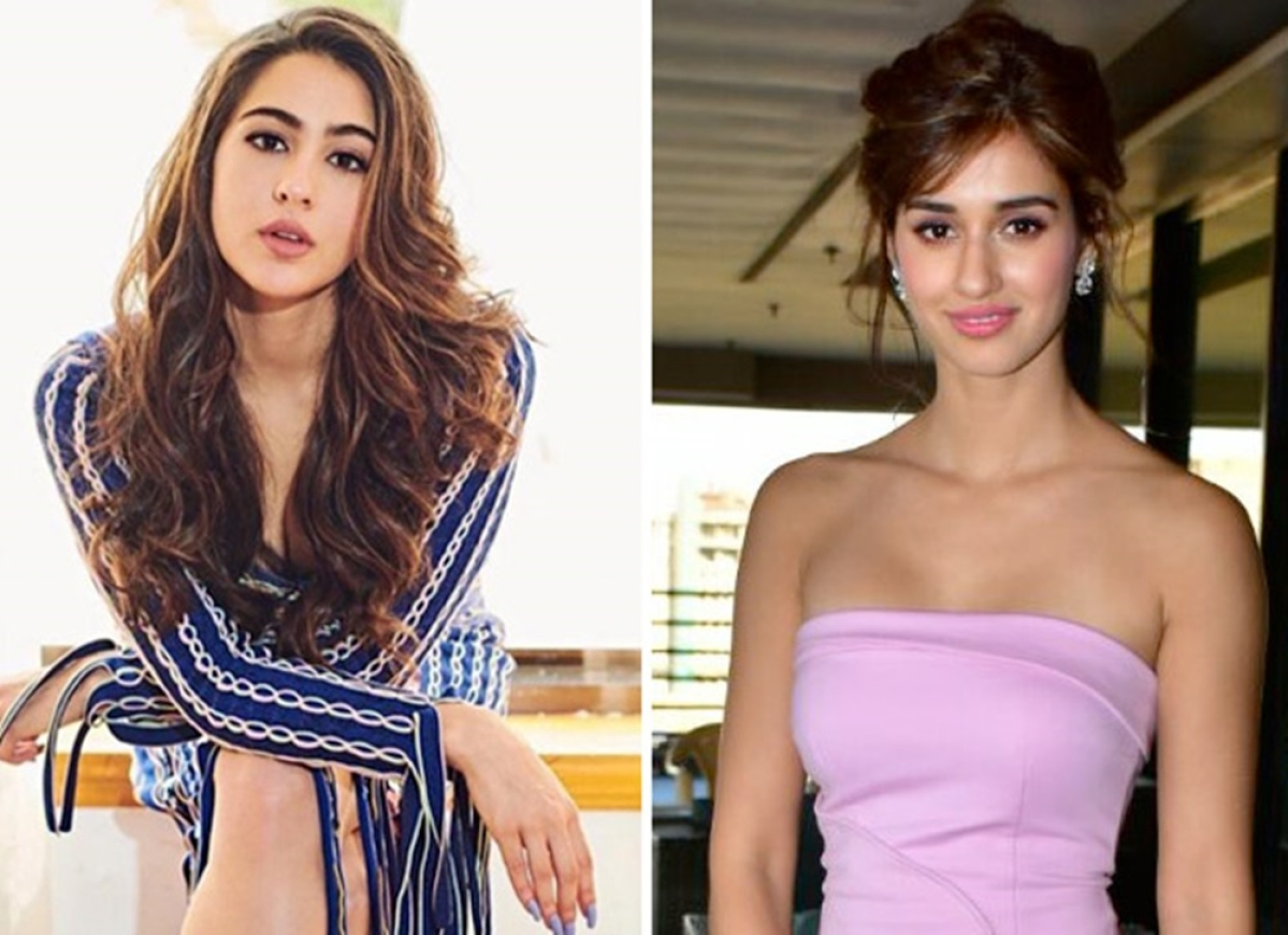 Sara Ali Khan replaces Disha Patani, to be paired opposite Virat Kohli in a commercial
