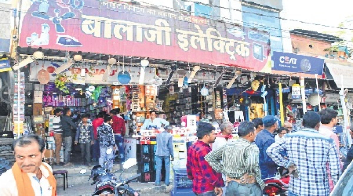 Loot bid foiled: Miscreants demand Rs5L, fire on trader