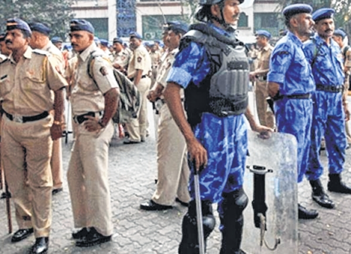 Lok Sabha elections 2019: Security beefed up for third phase of LS polls in Maharashtra