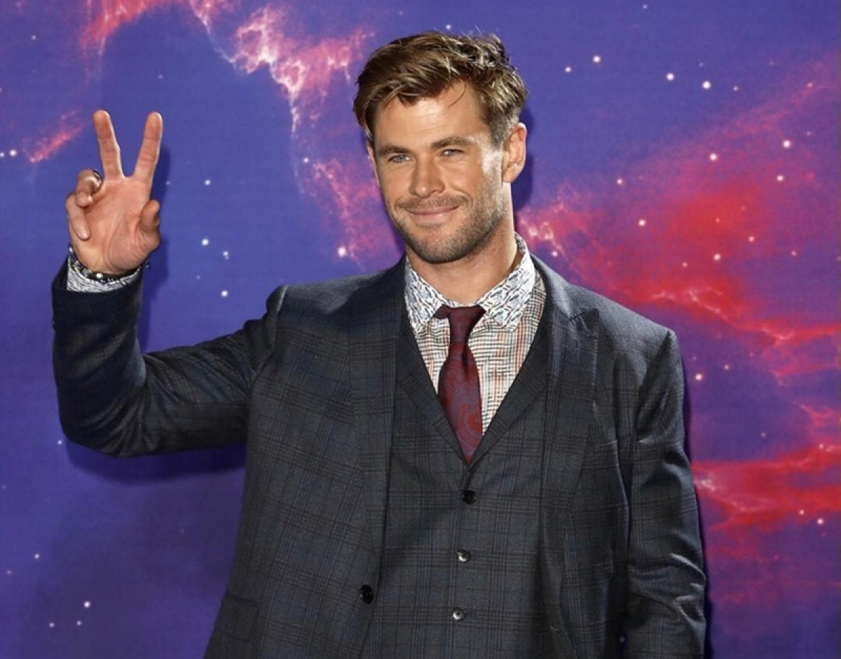 Chris Hemsworth 'thankful' for smashing success of 'Avengers: Endgame'