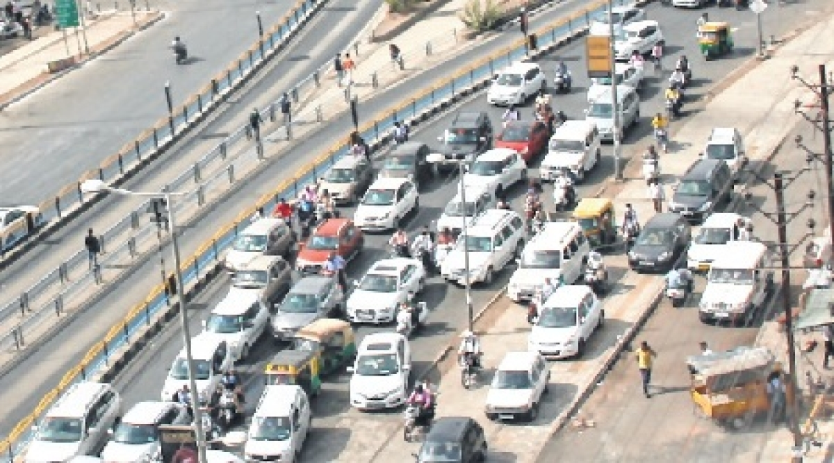 Indore: 21 percent green cover for city a distant dream