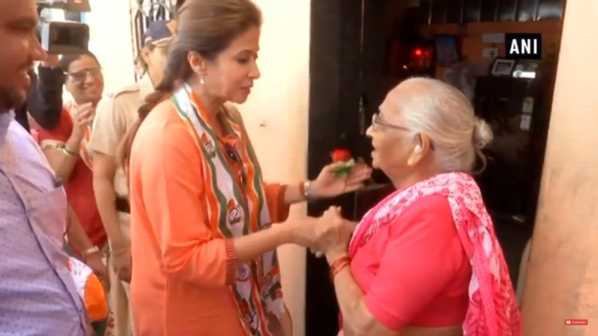 Screenshot from an ANI Video
