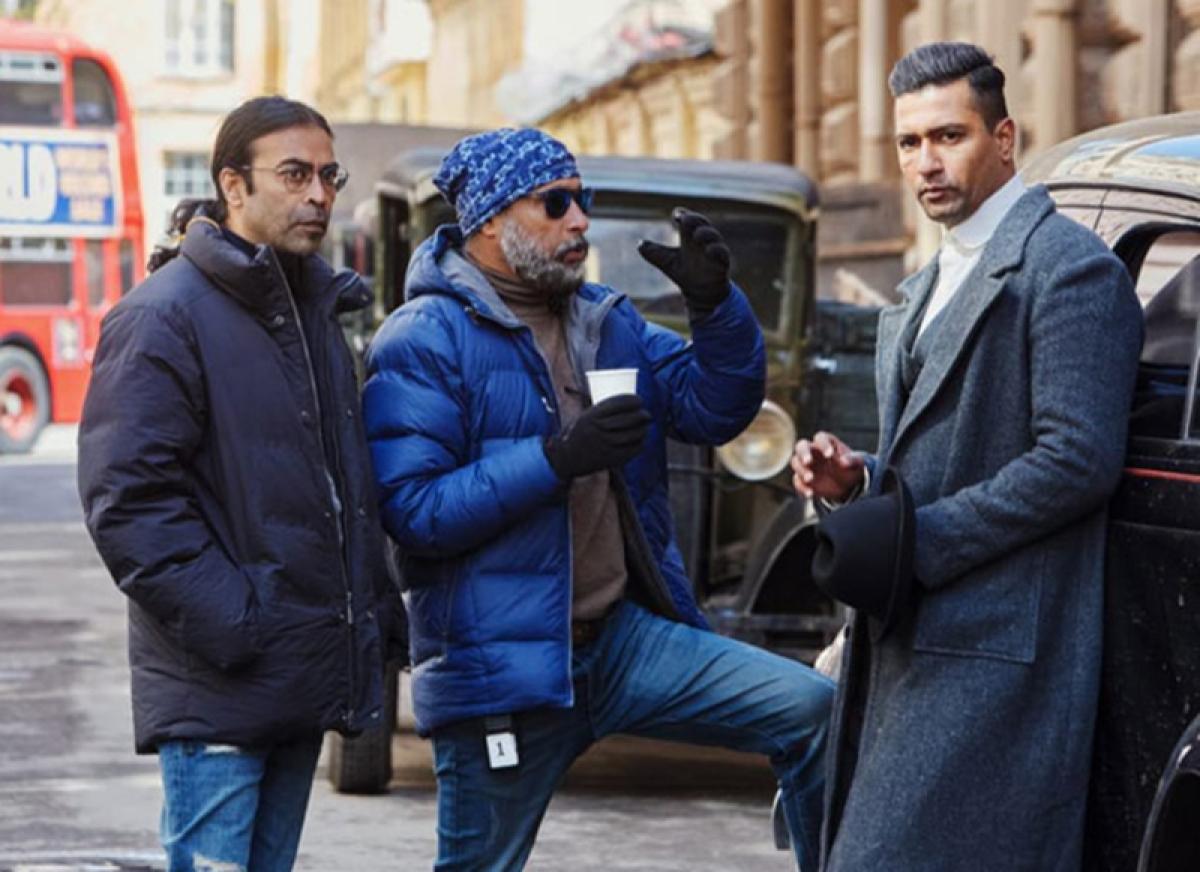 Vicky Kaushal starts shooting for Shoojit Sircar's freedom fighter biopic, 'Sardar Udham Singh'