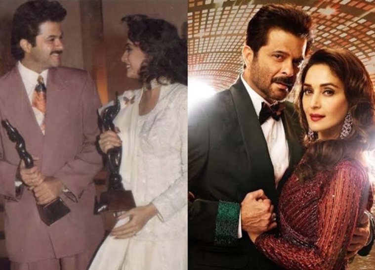 27 years of Beta! Anil Kapoor's old pic with Madhuri Dixit will make you nostalgic