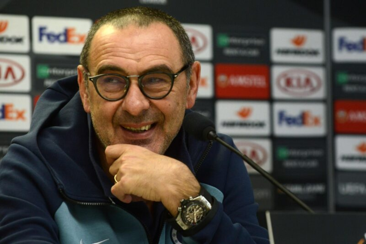 Maurizio Sarri urges Chelsea to finish on a high note