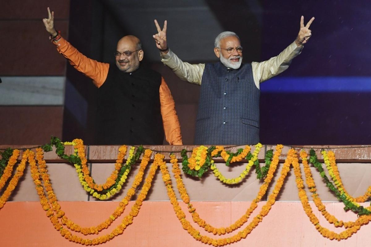 Lok Sabha election result 2019: BJP wins 62 seats in UP, SP-BSP alliance gets 15