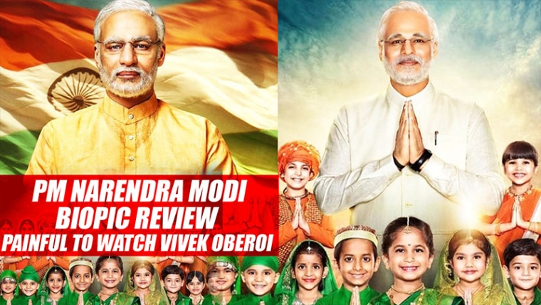 PM Narendra Modi Biopic Review: Painful To Watch Vivek Oberoi