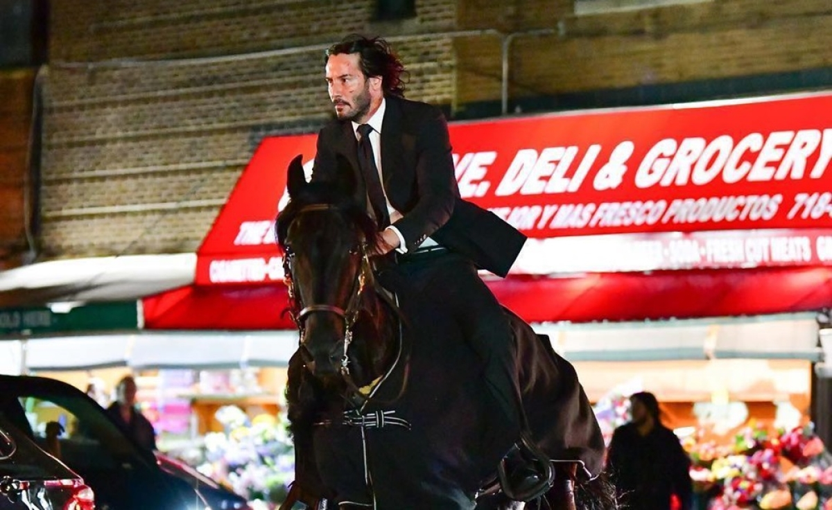 'John Wick: Chapter 3 – Parabellum': Keanu Reeves returns with an appealing action thriller