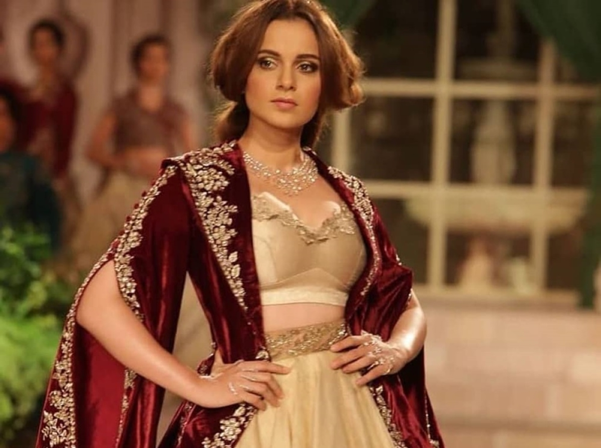 Kangana Ranaut gears up for Cannes Film Festival 2019 red carpet