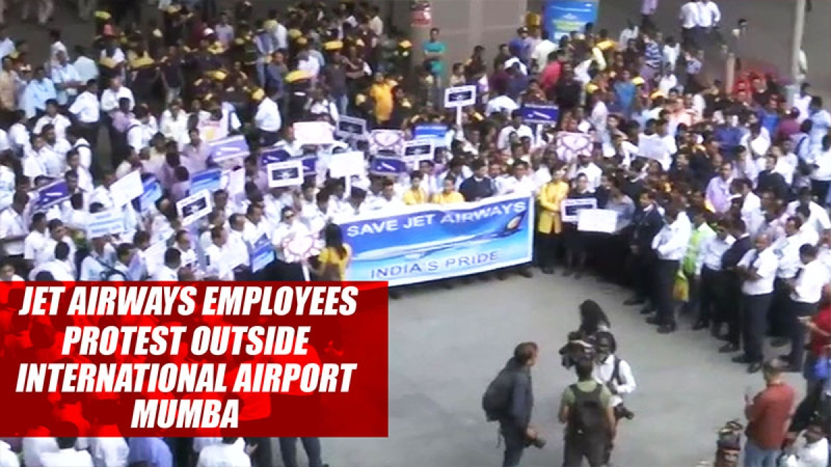 Lack of emergency funds don't allow Jet Airways staffers to withdraw savings from Credit Society