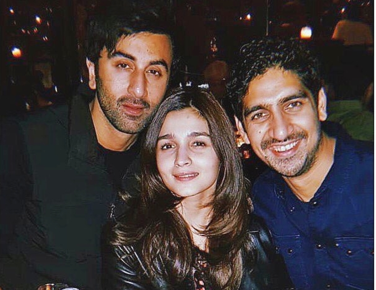 Ayan Mukerji shares a video of Ranbir Kapoor practicing 'Shiva sessions' for 'Brahmastra'