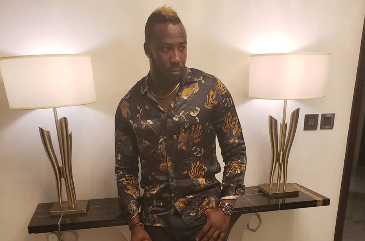 After Dwayne Bravo, Andre Russell to launch his music career in India