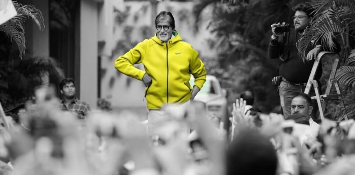 Amitabh Bachchan in pain and in bed; cancels Sunday Darshan with fans